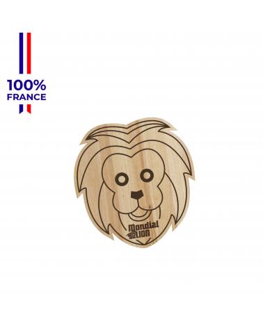 """Magnet Mondial du Lion """" Le Forgé - P'tit Lion"""""""