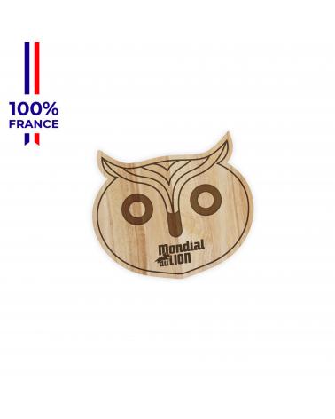 """Magnet Mondial du Lion """" Le Forgé - Hibou"""""""
