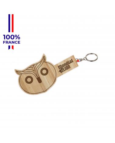 """Porte-clés Mondial du Lion """" La Rétif """""""