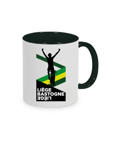 Mug Liège Bastogne Liège Noir