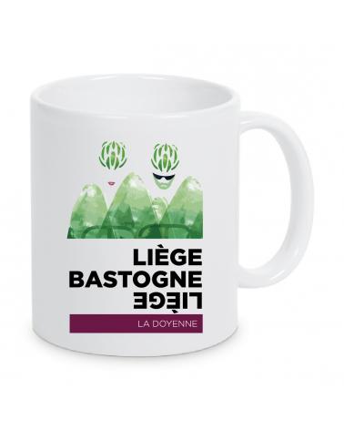 Mug Liège Bastogne Liège Plein Montagne