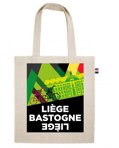 Sac Liège Bastogne Liège Musette Affiche