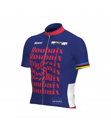 """Maillot Cyclisme UCI Championnat du Monde sur Piste """" TRACK"""""""