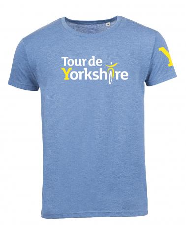 T-shirt Tour de Yorkshire Dérailleur Homme