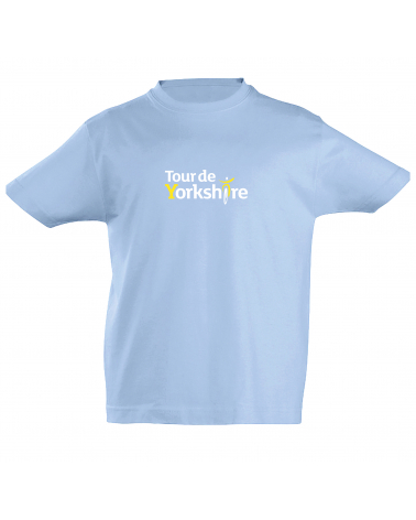 T-shirt Tour de Yorkshire Héro Enfant