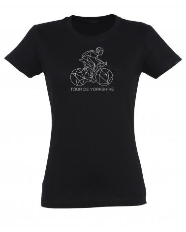 T-shirt Tour de Yorkshire Y Femme