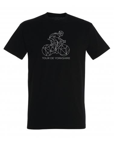T-shirt Tour de Yorkshire Y Homme