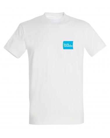 T-shirt Tour de Yorkshire Yorkshire Homme