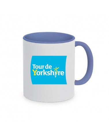 Mug Tour de Yorkshire Plein Bleu