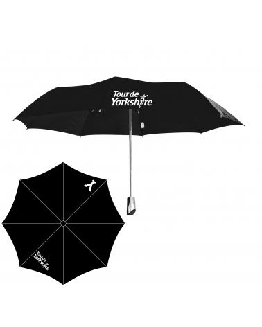 Parapluie Tour de Yorkshire Abri Noir