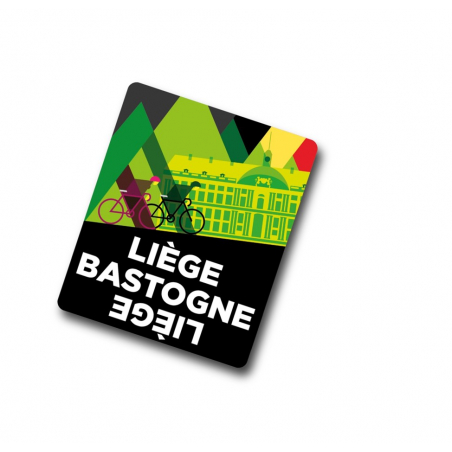 Magnet Liège Bastogne Liège Course
