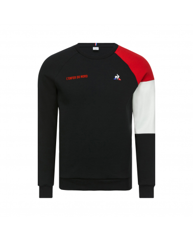 Sweat Col Rond Paris Roubaix Enfer du Nord 2019 Homme