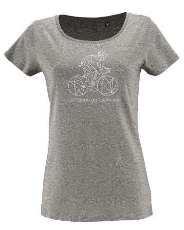 T-shirt Critérium du Dauphiné Décalqué Femme