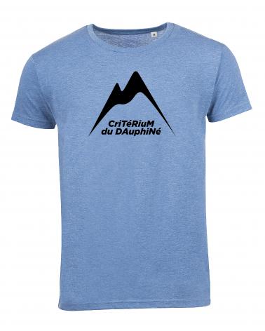 T-shirt Critérium du Dauphiné Dérailleur Homme