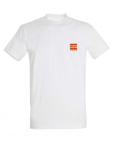 T-shirt Critérium du Dauphiné Parcours