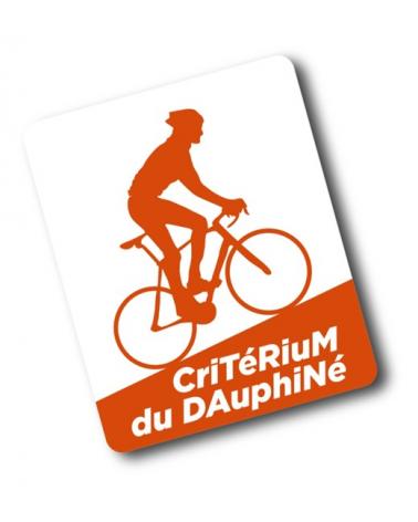 """Magnet Critérium du Dauphiné """"Course"""""""