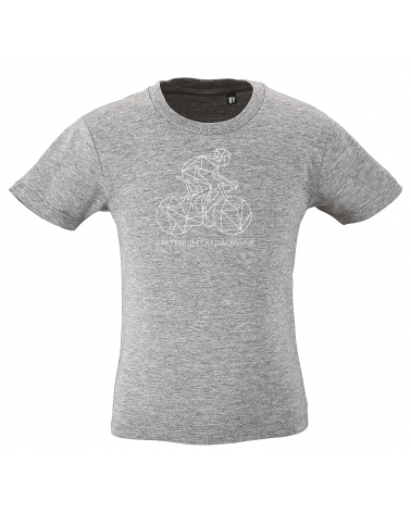 T-shirt Critérium du Dauphiné Décalqué Enfant