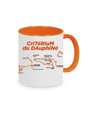 Mug Critérium du Dauphiné Plein Parcours