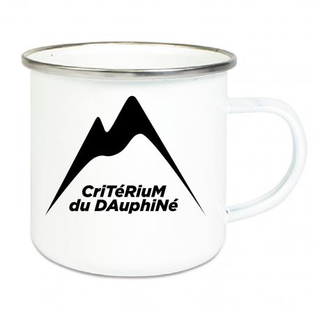 """Mug Critérium du Dauphiné """"Popote"""""""