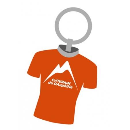 """Keyring Critérium du Dauphiné """"Maillot"""""""