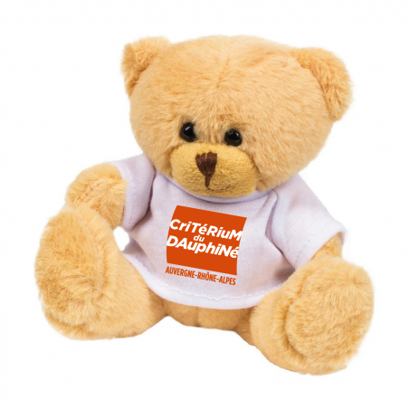 Teddy Bear Critérium du Dauphiné Logo