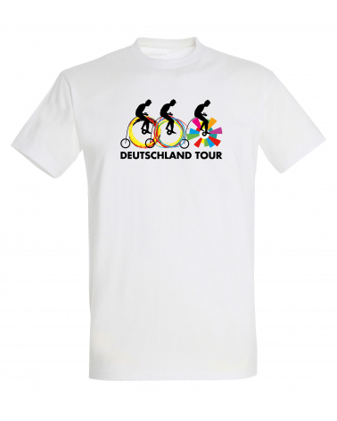 T-shirt Deutschland Tour Grand Bi