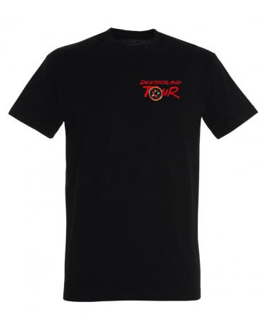 T-shirt Deutschland Tour Parcours 2019