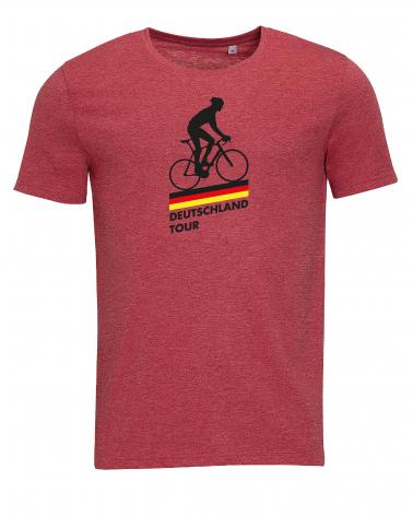 T-shirt Deutschland Tour Héro Homme