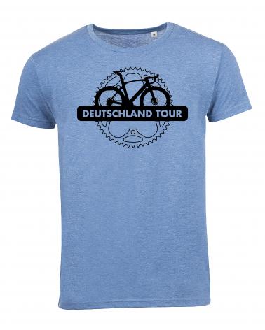 T-shirt Deutschland Tour Dérailleur Homme
