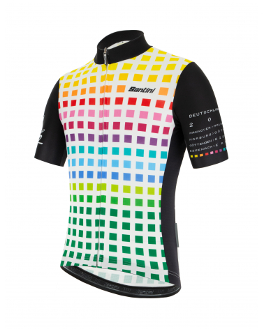Jersey Full Zip Deutschland Tour Kevo Color 2019