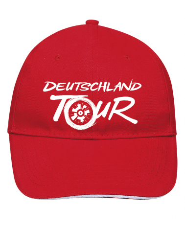 Cap Deutschland Tour Carpette Rouge