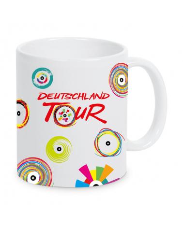 Mug Deutschland Tour Plein Blanc