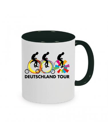 Mug Deutschland Tour Plein Noir