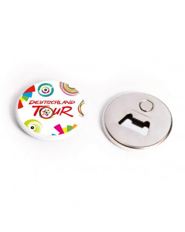 Décapsuleur Deutschland Tour Décap Logo