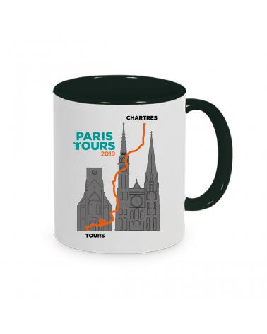 Mug Paris Tours Parcours  2019