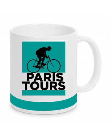 Mug Paris Tours Scotché