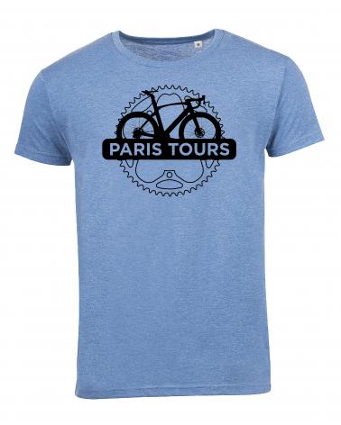 T-shirt Paris-Tours Dérailleur