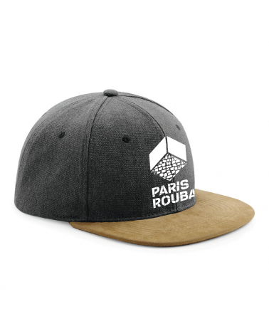 Cap Paris Roubaix Panel Noir
