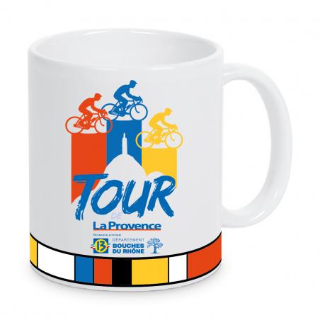 Mug Tour de la Provence Plein Ventoux
