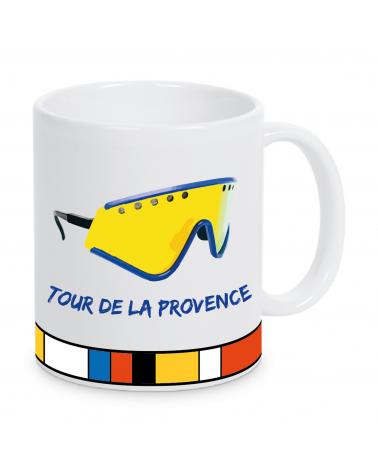 Mug Tour de la Provence Plein Lunette
