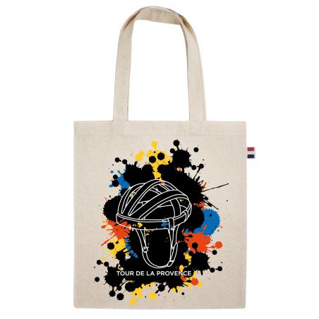"""Tote Bag Tour de la Provence """"Musette Splash"""""""
