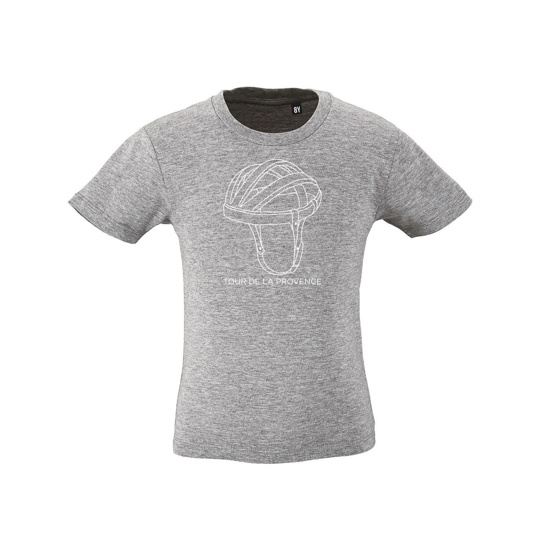 T-shirt Tour de la Provence Décalqué Enfant
