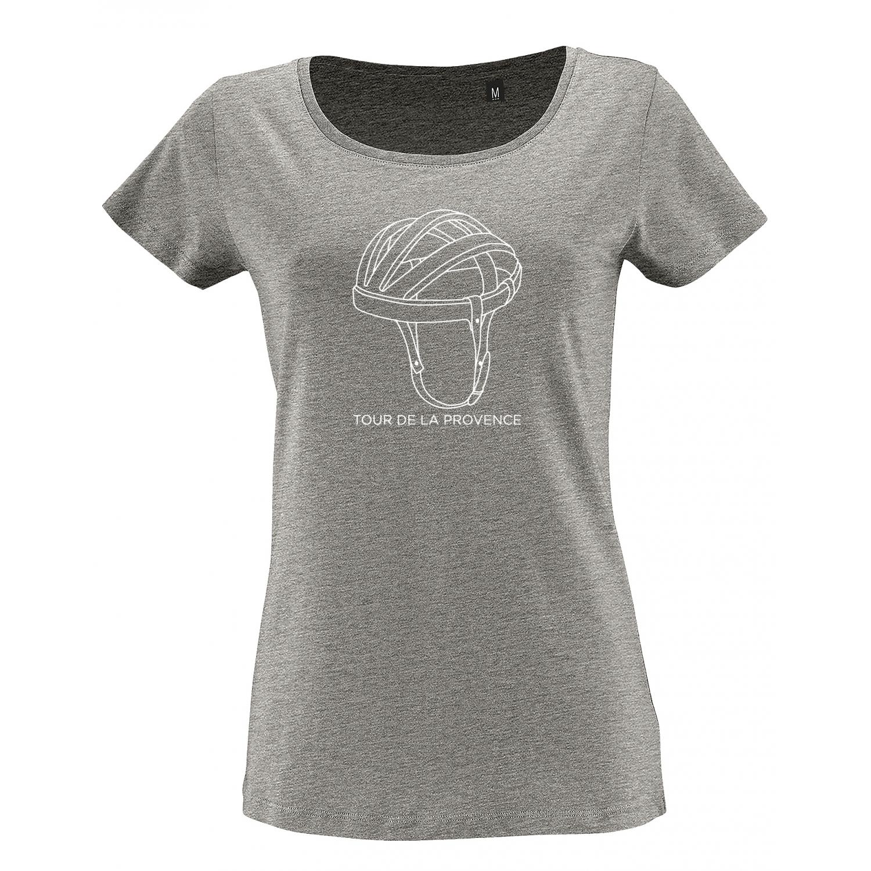 T-shirt Tour de la Provence Décalqué Femme