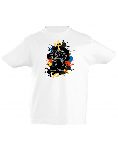 T-shirt Tour de la Provence Splash Enfant