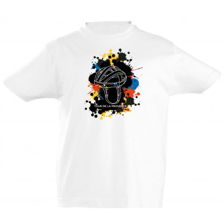 T-shirt Tour de la Provence Splash Enfant