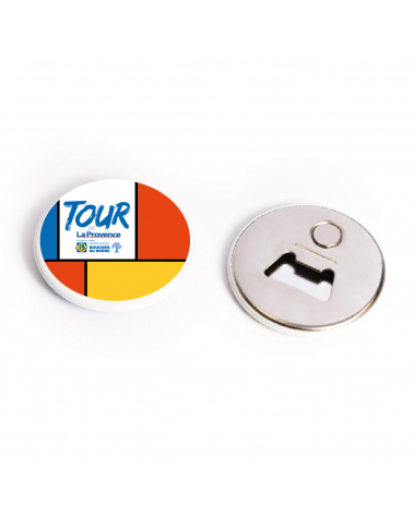 "Bottle Opener Tour de la Provence ""Décap Splash"""