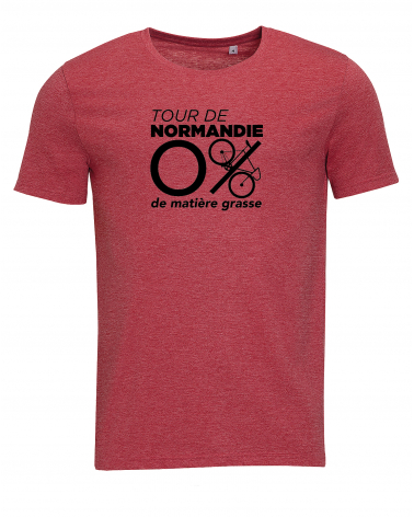 T-shirt Tour de Normandie 0%