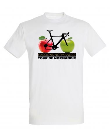 T-shirt Tour de Normandie Pommier