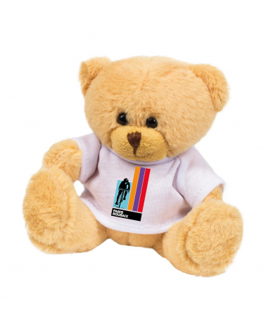Peluche Paris Roubaix Ourson Multicolore