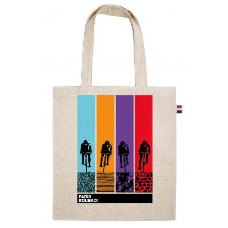 Sac Paris Roubaix Musette Multicolore